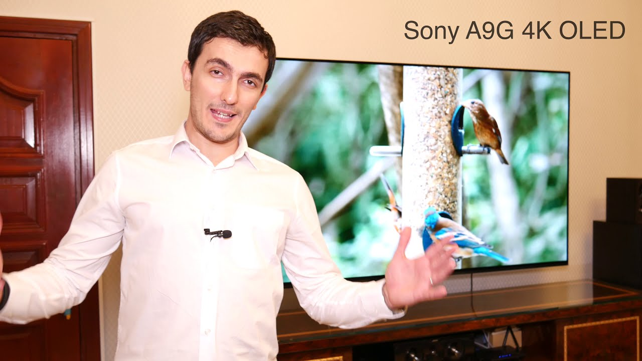 Download Sony 77 A9G: Why you should buy this OLED TV!
