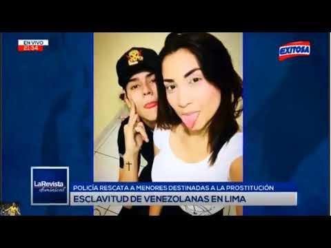 Esclavitud sexual en LIMA -PERU