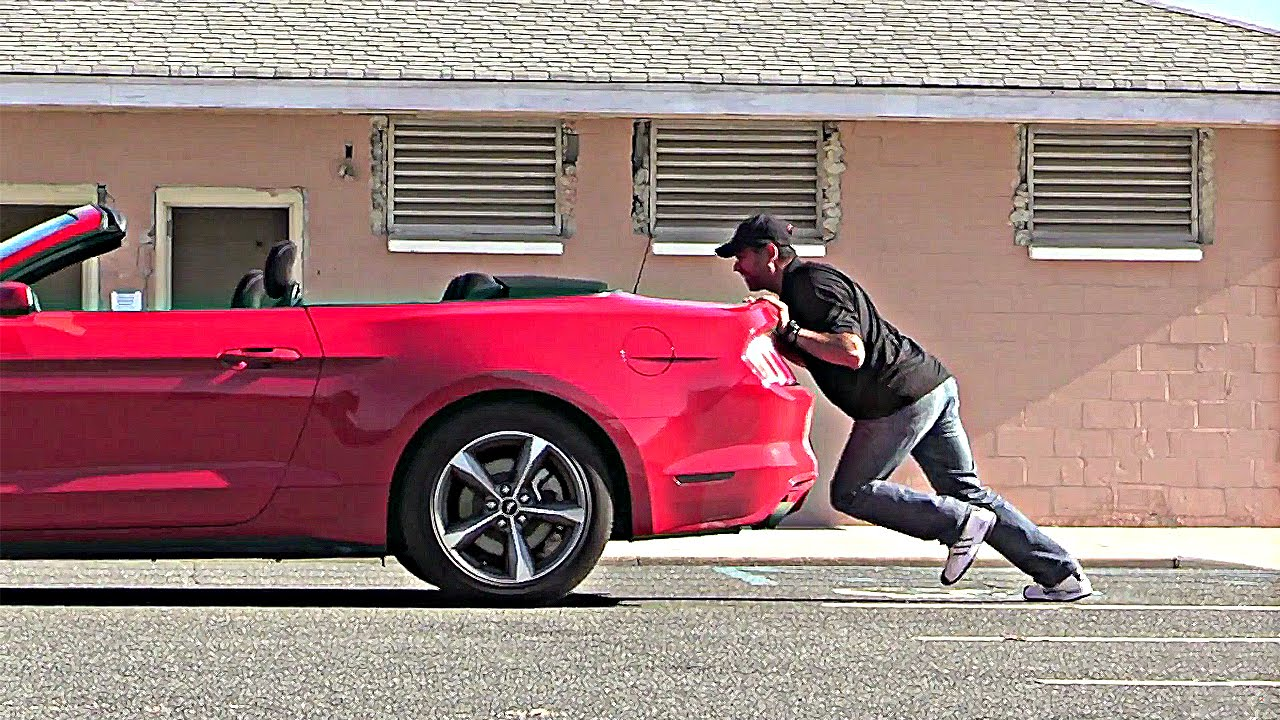 2015 Ford Mustang Convertible An Average Guys Review Youtube