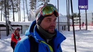 Сноубордист Абозовик выиграл Спартакиаду в дисциплине биг эйр