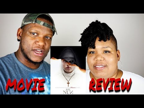 THE NUN MOVIE REVIEW!!!