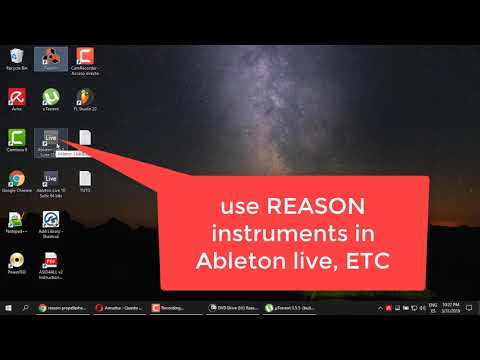 Reason Propellerhead LATEST(2019) Cracked Version Free Download & Install TOTALLY FREE