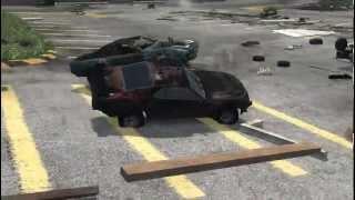 Flatout Ultimate Carnage - Demolition Derby