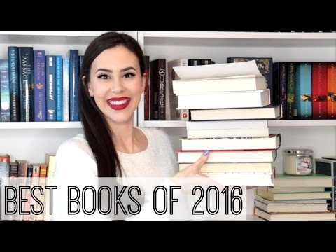 Best Books of 2016 | Favorite Books I've Read This Year!