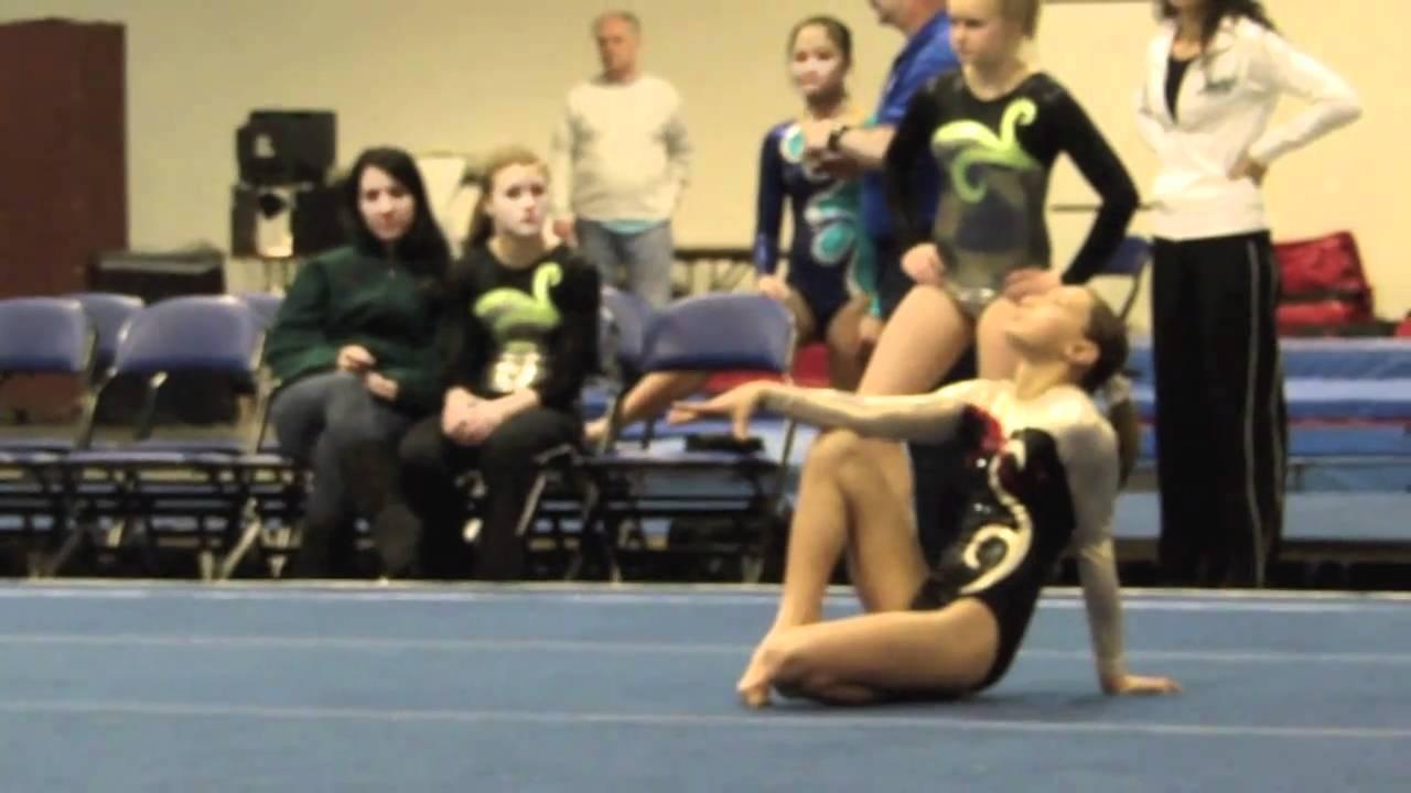 level 6 gymnastics texas state meet videos