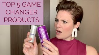 Top 5 Game Changer Products. With a Canned Lambrusco | Cate the Great Beauty
