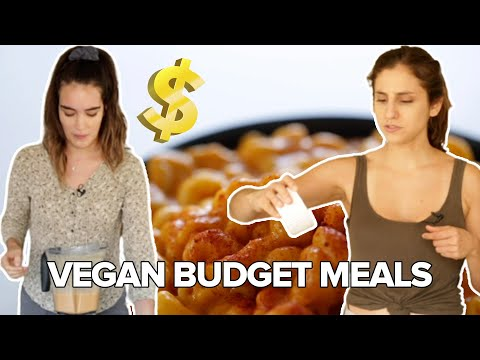 Vegan Meals On A Budget