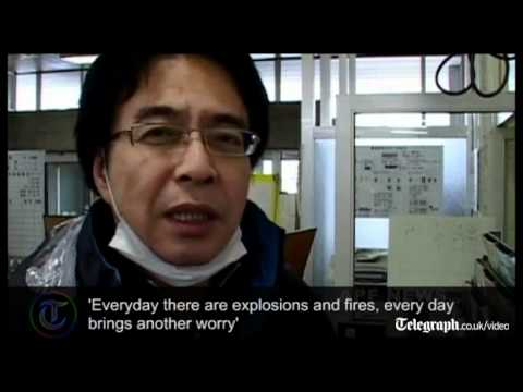 Japan's Latest Mission To Avert Nuclear Disaster