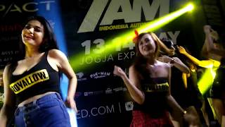 Battle Dance IAM HIN GF JEC 2017 Yogyakarta part 1