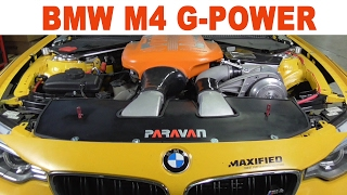Bmw M4 G-Power 700 PS & Ferrari 458 Spider - Alex Gräff Driftprofi