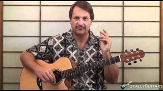 Down On The Corner - Creedence Clearwater Revival Free Guitar Lesson