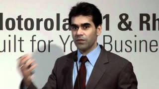 Anand Mehta - Motorola at APRCE Singapore