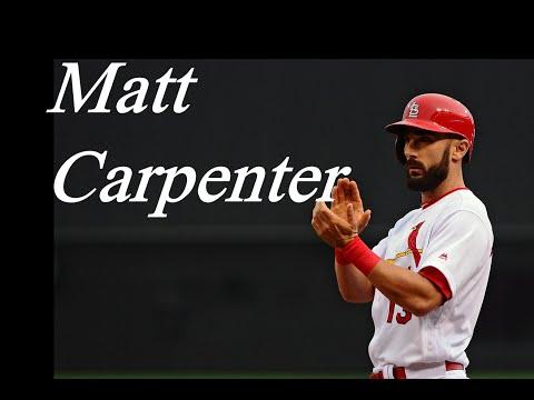 Matt Carpenter 2016 First Half Highlights