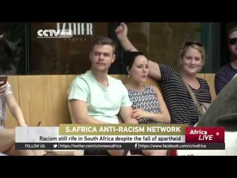 Racism still rife in South Africa despite the fall of aparth