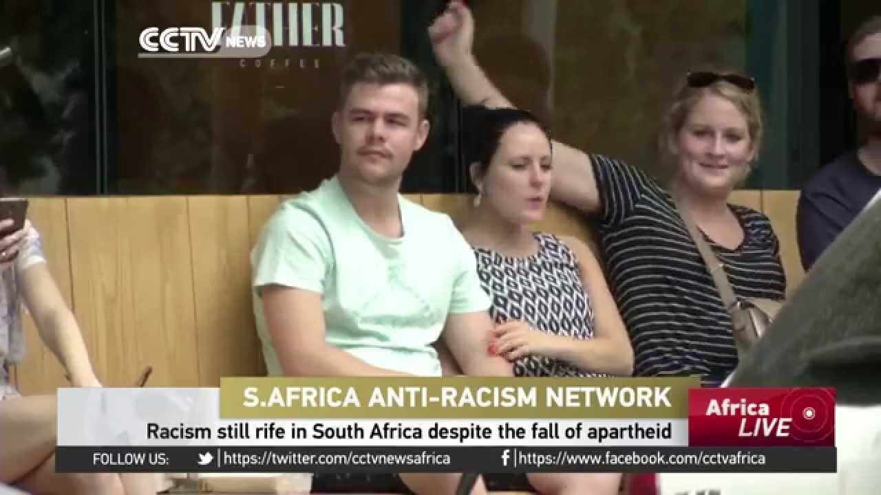 Racism still rife in South Africa despite the fall of apartheid