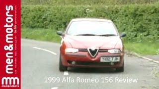 1999 Alfa Romeo 156 Review