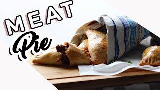 Afrikanische Rezept I Meat Pie I Ashley Forsson