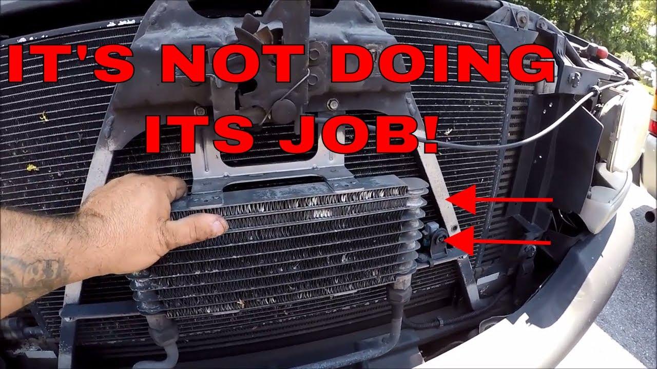 My GMC Duramax Gets COOLER!!!! - YouTube