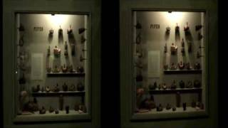 AMNH Northwest Coast Indians in Stereo 3D (YT3D)