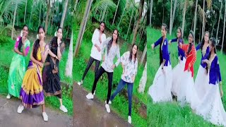 Tamil kuthu songs Dance by kerala girls || Tamil || Dance || So What?