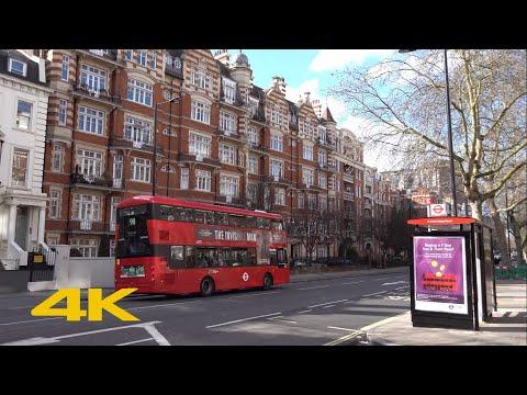 London Walk: Maida Vale【4K】