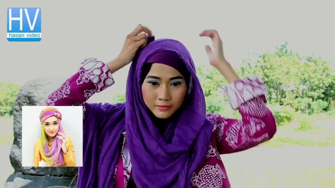 5 best hijab styles of dian pelangididowardah - youtube