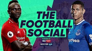 Liverpool 1-0 Everton - Origi Scores Late Winner In Merseyside Derby #TheFootballSocial