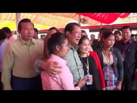 Samdech Hun Sen, Cambodian Prime Minister - Distributed funds to 349 pregnant women