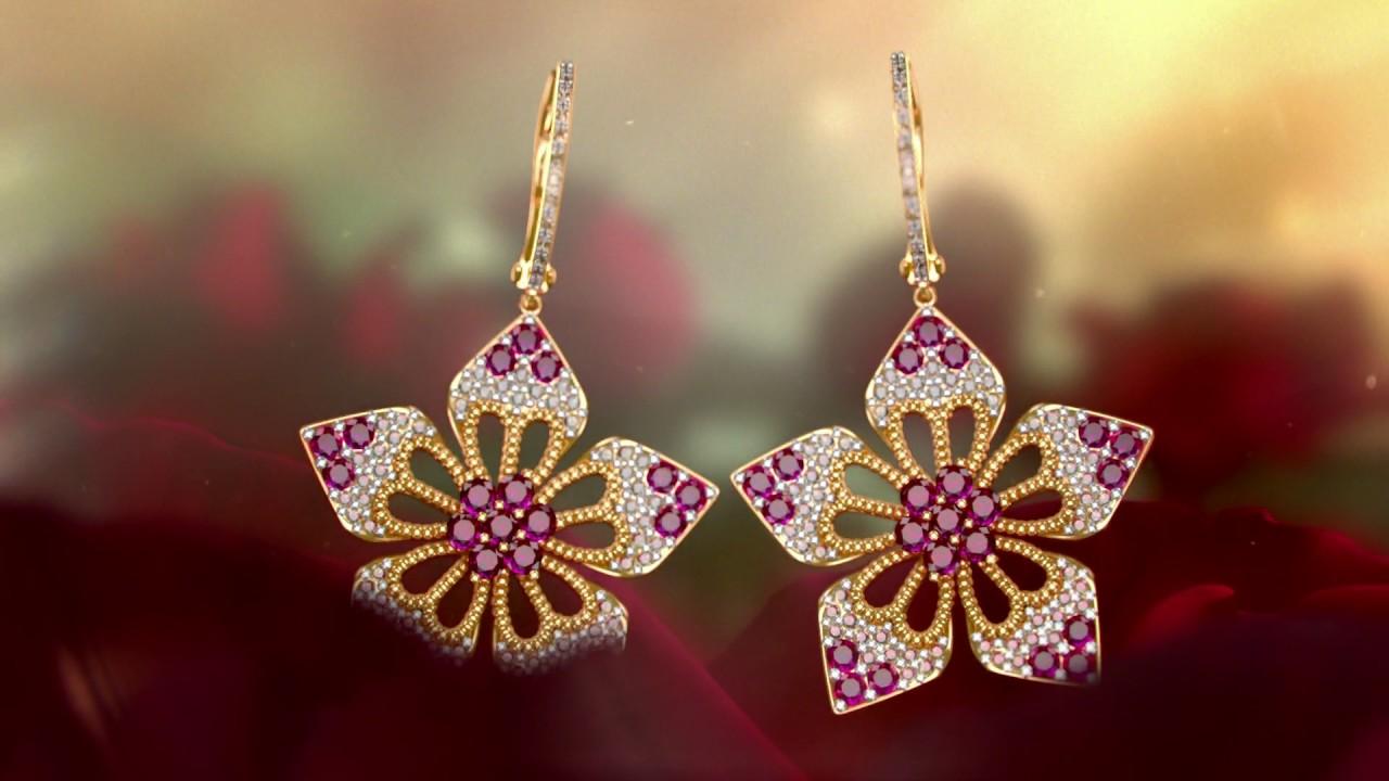 Grt Jewellers Presents Oriana Everyday Diamond Jewellery Youtube
