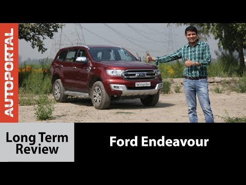 Ford Endeavour Long Term Review - Autoportal