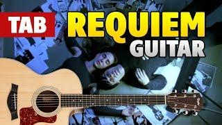Requiem for a Dream guitar cover. Реквием по мечте на гитаре (разбор)