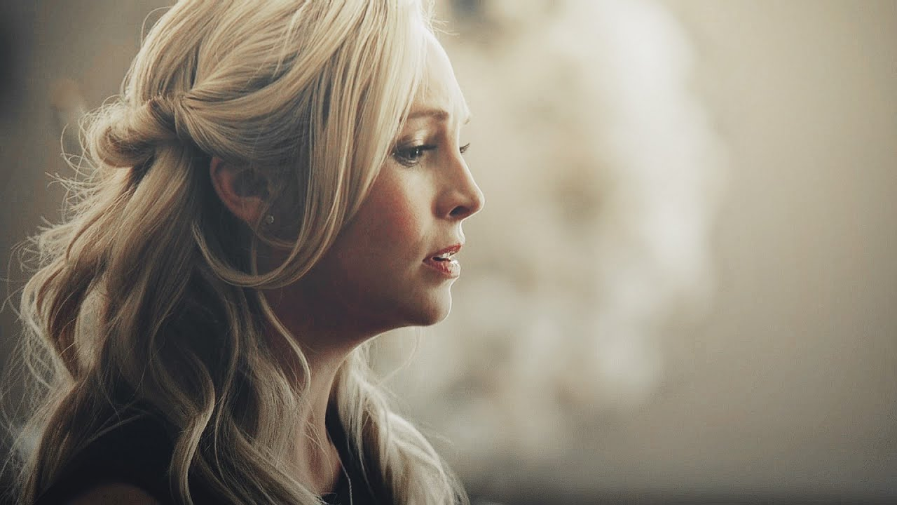 Caroline Forbes She Doesnt Deserve That YouTube