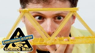 Science Max - Ever wanted to build a bridge out of pasta? It