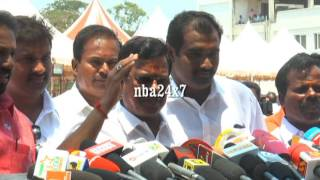 Vishal is meant for Acting he should not interrupt in elections : Kalaipuli S. Thanu | nba 24x7