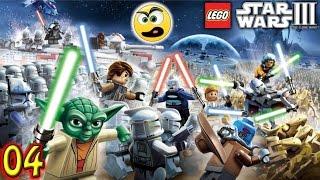 LEGO Star Wars III The Clone Wars PC Gameplay Parte 4 - Com Comentários
