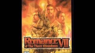 Romance of the Three Kingdoms VII Soundtrack- Main Menu