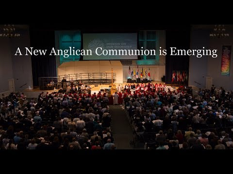 The New Anglican Communion is Emerging