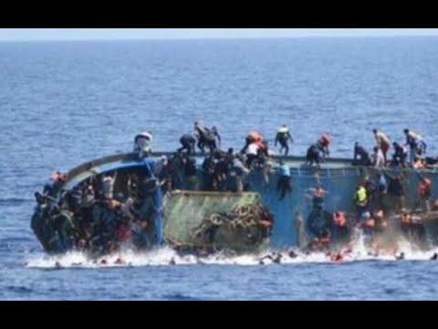 أخبار عالمية | 40 مفقوداً إثر غرق سفينة مهاجرين قبالة سواحل #هايتي  - نشر قبل 55 دقيقة