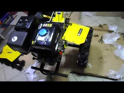 Электрон-обзор ВЫПУСК №1 Мотоблок HUTER MK-13000