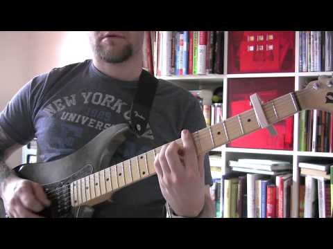 Seahorses - Love Is The Law Guitar Lesson - How To Play Love Is The Law