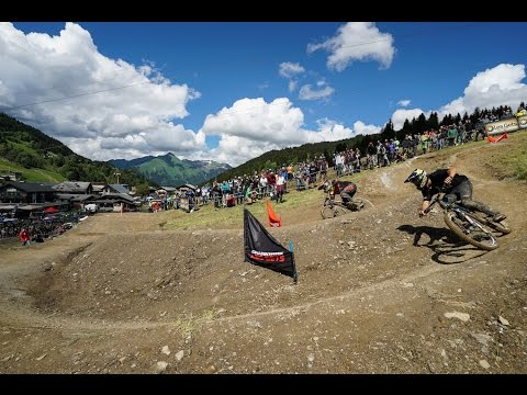 TV8 Mont-Blanc - Le Festival Crankworx aux Gets (17.06.2016)