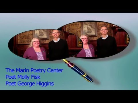 Marin Poetry Center presents Molly Fisk and George Higgins