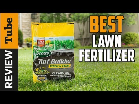 Best Lawn Fertilizer >> Lawn Fertilizer Best Lawn Fertilizer 2019 Buying Guide