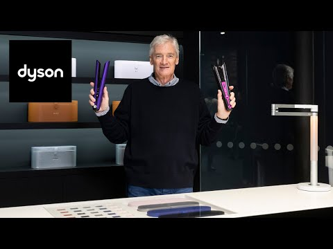 The new Dyson Corrale™ cord-free hair straightener launch. Live with James Dyson and Jen Atkin.