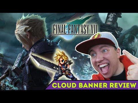 [FFBE] Final Fantasy Brave Exvius - Cloud Banner Review