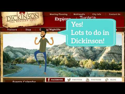 Dickinson, ND Attractions