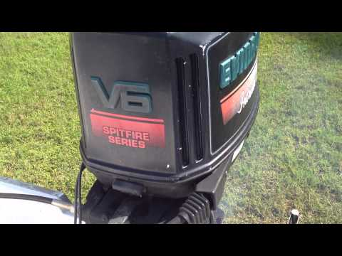 Repeat Evinrude 150 Ficht Intruder Lund Pro-v by denmat7