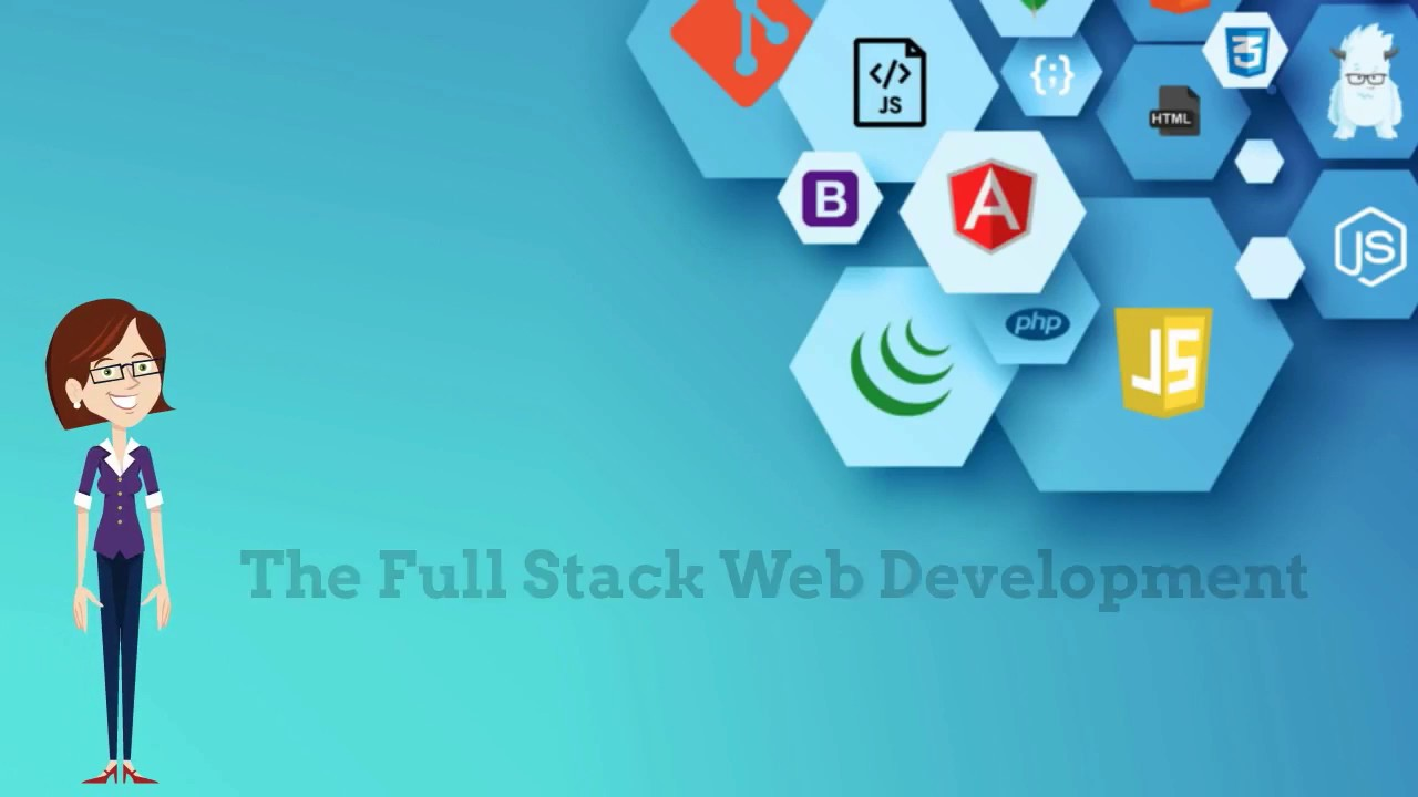 Learn about web technologies course