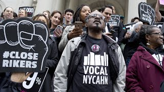 NYC Council Votes to Build More Jails, Continue Mass Incarceration