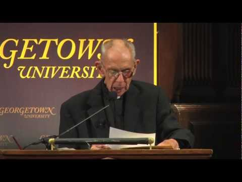 """The Final Gladness"" - A Last Lecture by Father James V. Schall"